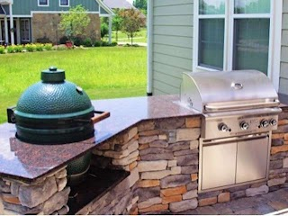 Outdoor Kitchen Costs How Much Does an Cost Mycoffeepotorg