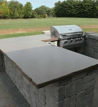 Best Countertop for Outdoor Kitchen Appleton Counter Appleton