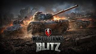World of Tanks Blitz MMO Mod Apk  7.3.0 [Unlimited Money]