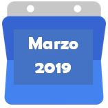 Marzo 2019
