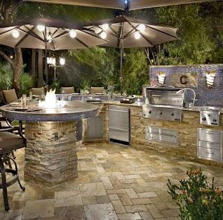 Custom Outdoor Kitchen Designs Grills Tedxoakville Home Blog Ideas For