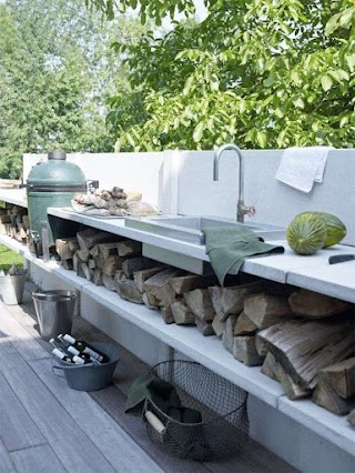 How to Make an Outdoor Kitchen Simple Dutch Designed The Entire Post Details