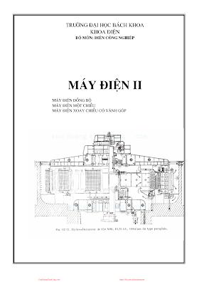 ĐHBK.Giáo Trình Máy Điện 2 - Nguyễn Xuân Hòa, 62 Trang.pdf