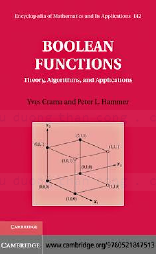 0521847516 {E986AB0D} Boolean Functions_ Theory, Algorithms, and Applications [Crama _ Hammer 2011-05-16].pdf