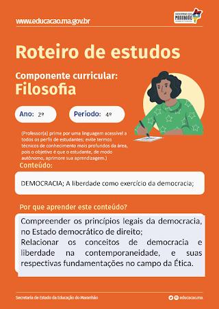 A LIBERDADE COMO EXERCICIO DA DEMOCRACIA