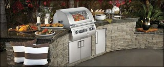 Custom Outdoor Kitchen Designs S