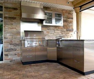 Outdoor Kitchen Hood New Product Watch Design Notes