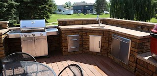Custom Outdoor Kitchen S Bbq Islands Designs Around Victor