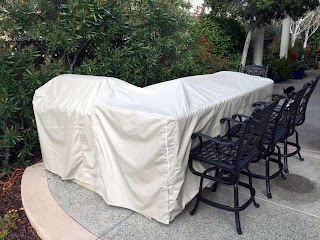 Outdoor Kitchen Island Covers Custom Bbq Grill Grill Capcover