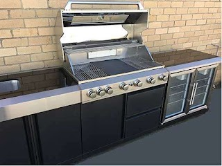 Outdoor Bbq Kitchens for Sale Australian Specialists S R Us