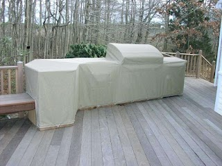 Custom Outdoor Kitchen Covers Photo of Ocean Tailors South Ma United States