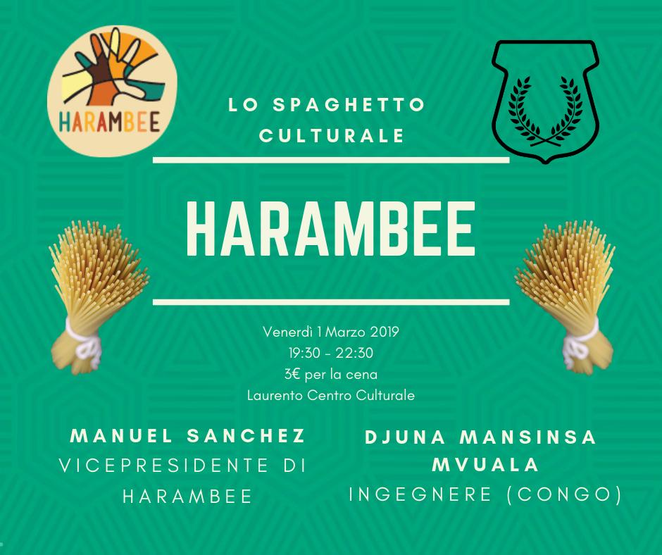 Harambee a Lo Spaghetto Culturale