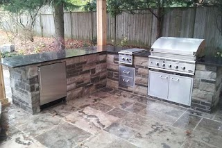 Outdoor Kitchens Okc Modular Living Product By