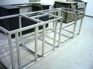 Outdoor Kitchen Frames Kits Frame Pictures and Charming Wood Metal Material