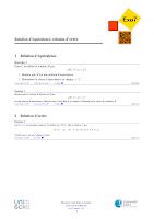 Exercices - Relation d'équivalence, relation d'ordre.pdf