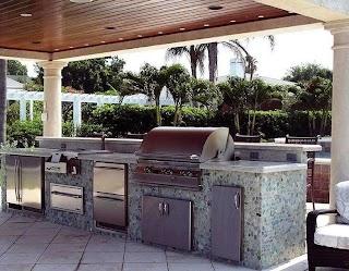 Outdoor Kitchen Canopy Floors Interiors Fernandina Beach Fl S