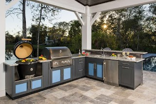 Danver Stainless Outdoor Kitchens Why Choose Steel