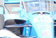 Alex Palou vai manter Nº 10 em seu carro para 2022