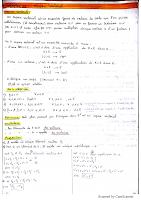 cours espace vectoriel