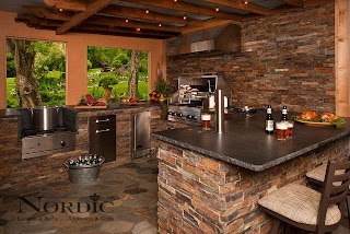 Houzz Outdoor Kitchen Traditional Patio New Orleans By Nordic