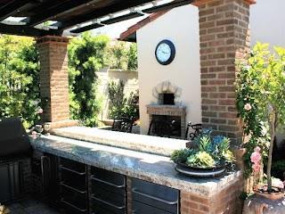 Italian Outdoor Kitchen Designing an Los Angeles Ovenworks