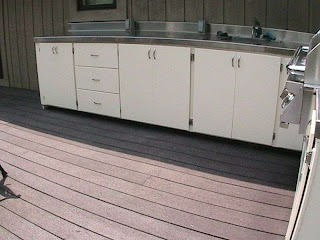Outdoor Kitchen Cabinet Materials for S