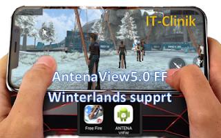 Antena View APk 7.0 [Free Fire] [Anti Ban]