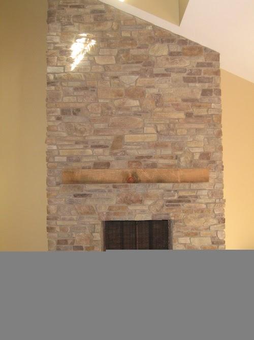 Eldorado Old Orchard Cypress Ridge Fireplace