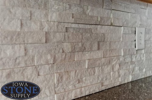 Real Stone Systems Arctic White Shadow Stone