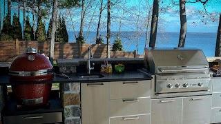Concept Outdoor Kitchens Custom Made Tendances