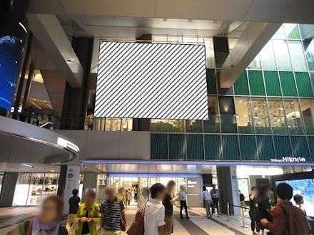 渋谷ヒカリエ B3Fバナー