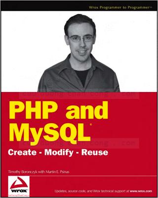 Wrox PHP and MySQL Create Modify Reuse.pdf