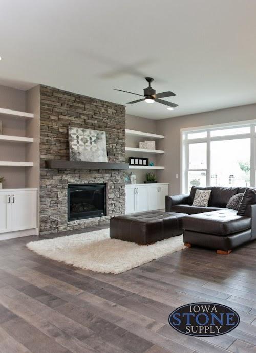 Eldorado Silverton Mountian Ledg Panels Fireplace 010