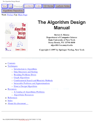 _0387948600 {6A7508B0} The Algorithm Design Manual [Skiena 1997].pdf