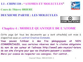 Chapitre 4  MODELE QUANTIQUE DE L'ATOME Cours  de Thierry Briere.pdf