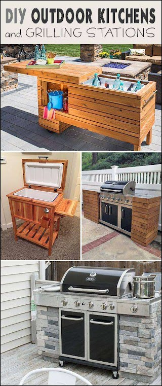 Do It Yourself Outdoor Kitchen 10 Best of Outor Kchen Concept