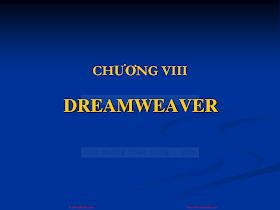 Chuong 08 - Dreamweaver.pdf