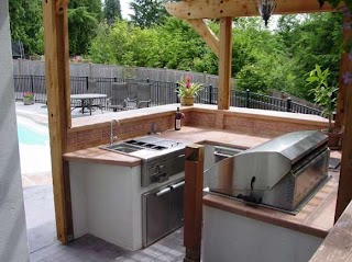 Outdoor Kitchen Ideas for Small Spaces Space