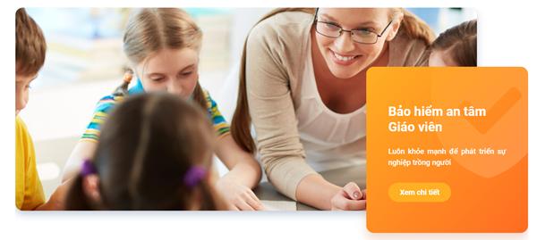 Hướng dẫn mua sản phẩm bảo hiểm An tâm giáo viên trên App bảo hiểm LIAN