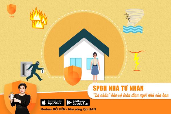 SPBH Nhà Tư Nhân - giải pháp bảo vệ toàn diện cho ngôi nhà trước nguy cơ hỏa hoạn mùa Tết