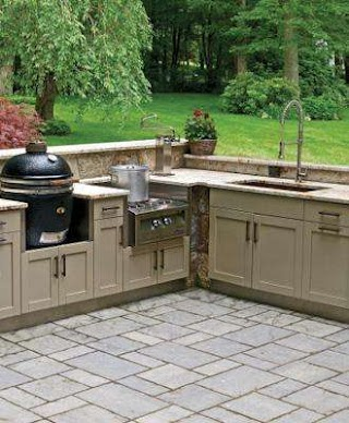 Outdoor Kitchen Burners S From Walpole Woodworkers