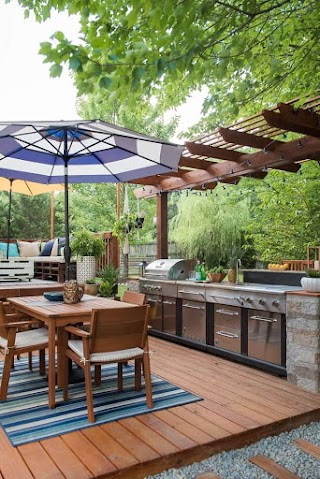 Outdoor Kitchens DIY Amazing Kitchen You Want to See