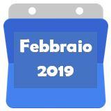 Febbraio 2019