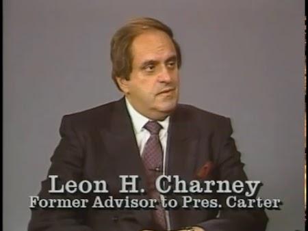 Camp David Anniversary with Robert Lipshutz (Original Airdate 3/26/1989)