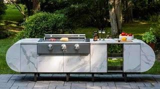 Brown Jordan Outdoor Kitchens Asad2 Modular Kitchen By Daniel Germani And