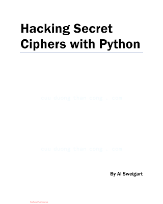 Hacking Secret Ciphers with Python.pdf