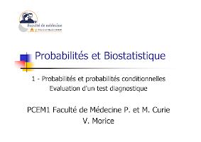 Probabilités Et Biostatistique.pdf