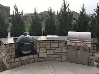 Outdoor Kitchens Kansas City Hardscapes