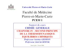 Second principe de la thermodynamique.pdf