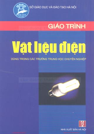 THCN.Giáo Trình Vật Liệu Điện - Ks.Đỗ Hữu Thanh, 69 Trang.pdf